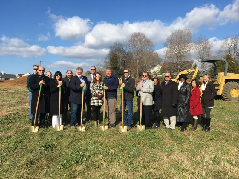 Ground Breaking Spring Hill Chamber Of Commerce